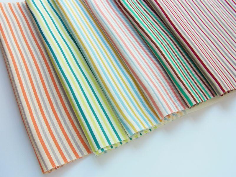 画像1: stripe◆正絹帯揚