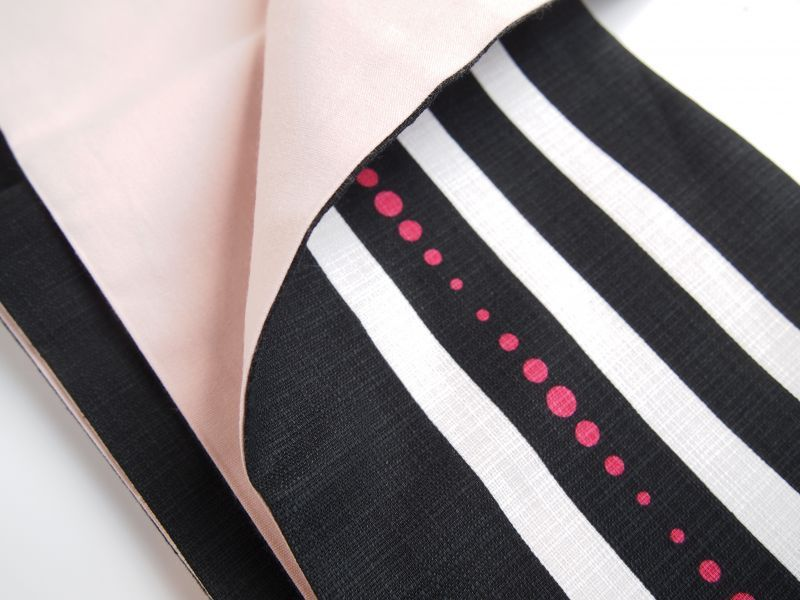 画像4: コットン半巾帯