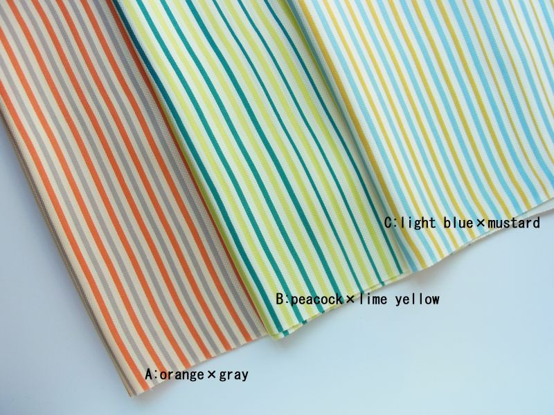 画像2: stripe◆正絹帯揚