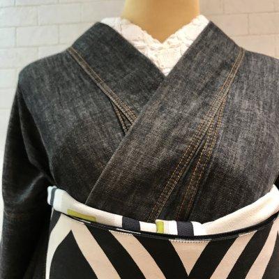 画像1: 正絹帯揚げ