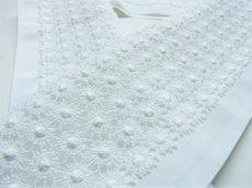 画像2: saraca de sarasa レース半衿〈小花white〉 (2)