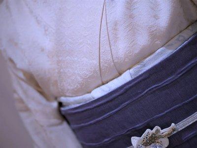 画像1: lily◆正絹帯揚げ