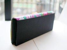 kaonn original クラッチbag [wide]バックポケット有 ladybugs