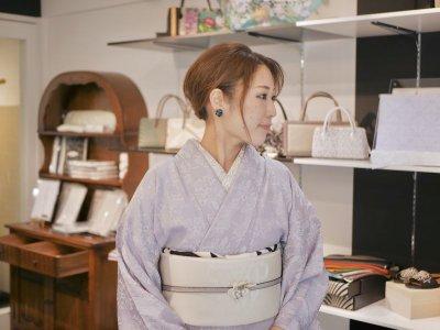 画像3: kaonn オリジナル刺繍半衿