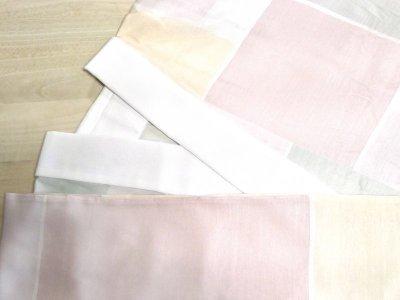 画像3: 洗える正絹 長襦袢 手縫い仕立て防縮加工付