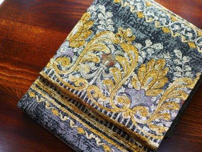 画像1: 西陣織 袋帯