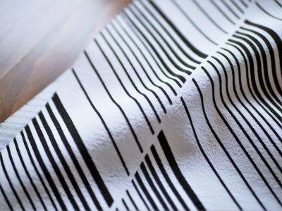 画像3: 正絹半衿  型染めモノトーン