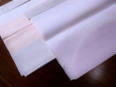 画像左奥:トイボックス【カラフル】画像手前右:月待ちの夜 ピンク洗える正絹長襦袢