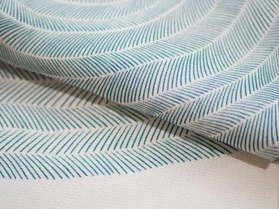 画像3: 正絹帯揚げ 型染め SLASH pattern