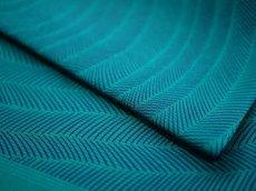 画像6: 正絹帯揚げ 型染め SLASH pattern (6)