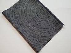 画像7: 正絹帯揚げ 型染め SLASH pattern (7)