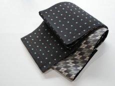 画像5: 正絹・半幅帯 西陣織 (5)