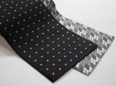 画像2: 正絹・半幅帯 西陣織 (2)