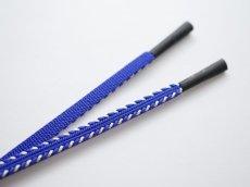 画像5: 帯締め side silver stripe (5)