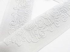画像2: kaonn オリジナル刺繍半衿 (2)