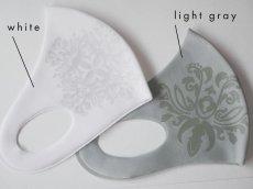 画像7: kaonn original COOL MASK  UVcut50+ light gray (7)