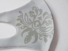 画像3: kaonn original COOL MASK  UVcut50+ light gray (3)