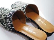 画像2: kaonn original flat sandal 【受注生産】 (2)