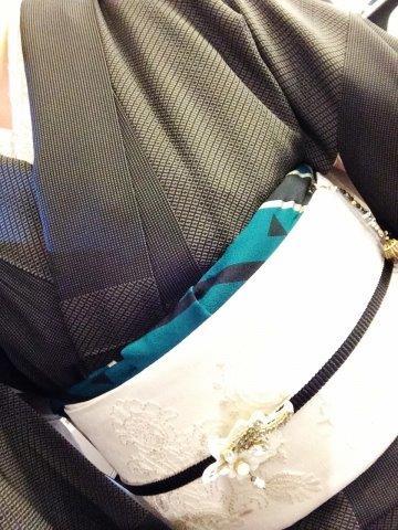 画像5: kaonn original 手染め正絹帯揚げ