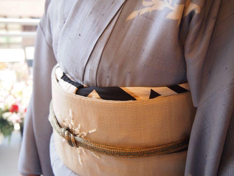 画像3: kaonn original 手染め正絹帯揚げ
