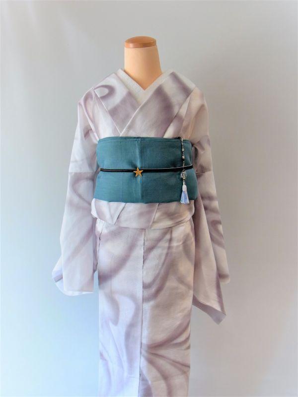 画像1: マーブル浴衣