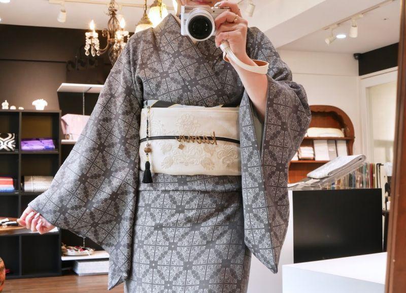 画像4: kaonn original 手染め正絹帯揚げ