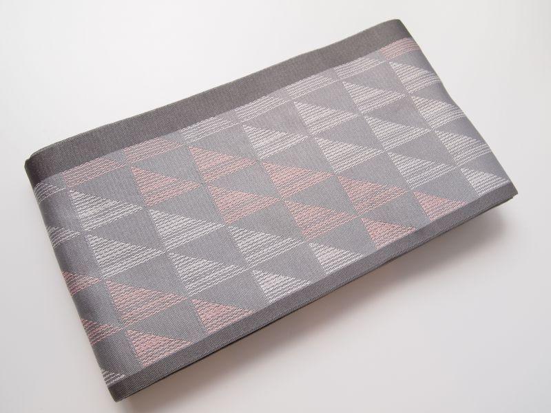 画像1: ポリエステル半巾帯