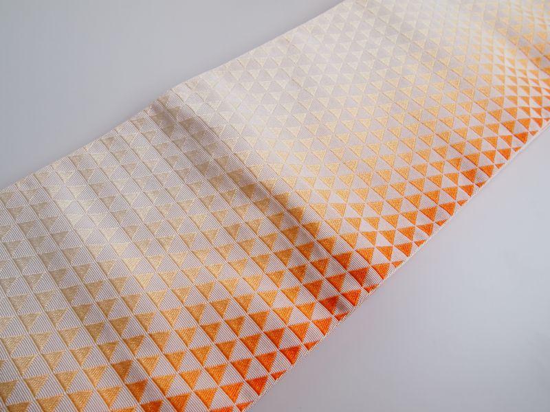 画像2: ポリエステル半巾帯