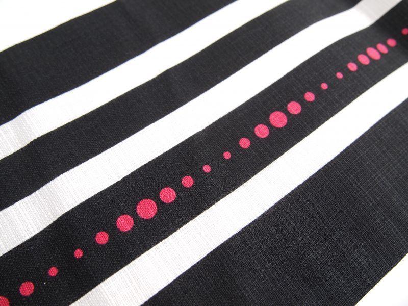 画像3: コットン半巾帯