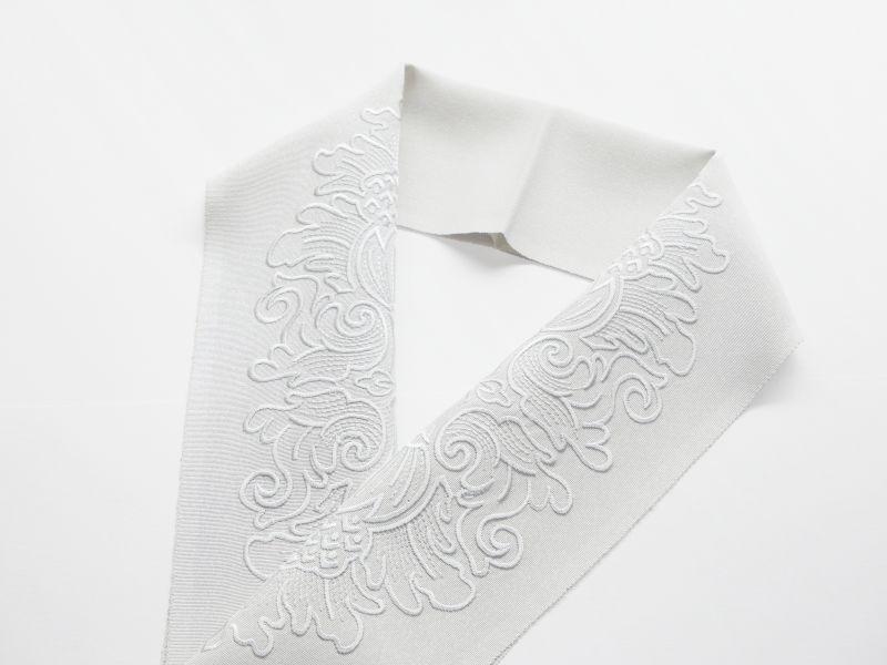 画像1: kaonn オリジナル刺繍半衿 (1)