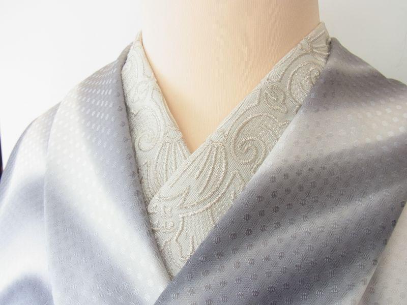 画像1: kaonn オリジナル刺繍半衿