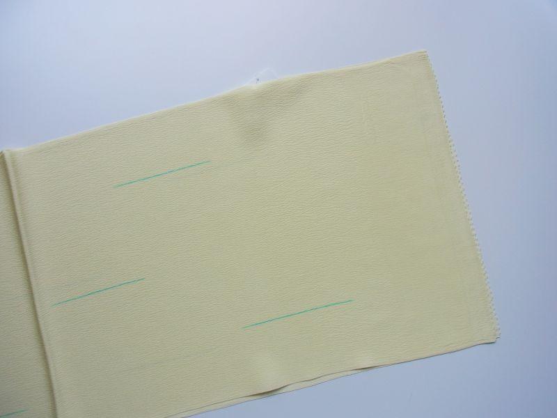 画像2: blue line◆正絹帯揚げ
