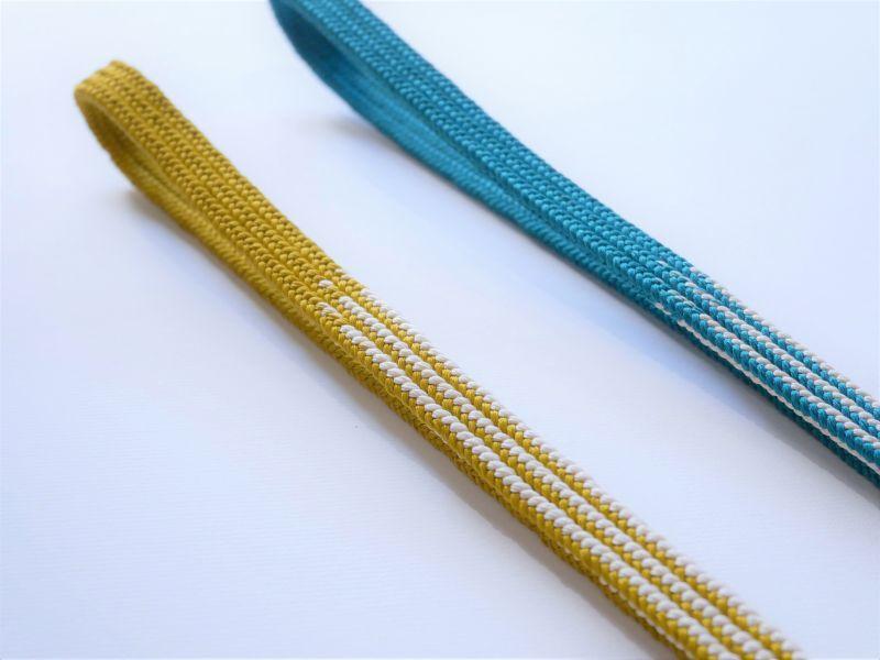 画像1: 帯締め stripe  (1)
